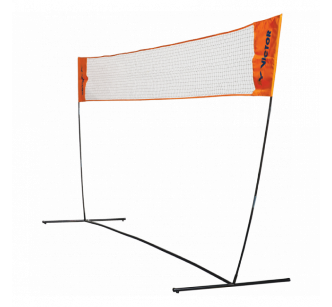 Сетка VICTOR Mini-Badminton Netz easy