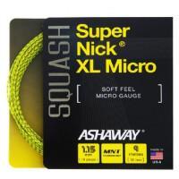 Струна для сквоша Ashaway SuperNick XL Micro Set
