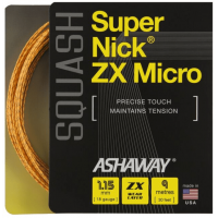Струна для сквоша Ashaway SuperNick ZX Micro orange Set