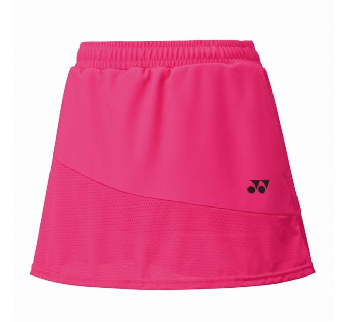 Спортивная юбка Yonex 26020 Ladies Skirt Bright Pink ✅