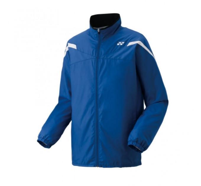 Спортивная мастерка Yonex 50058EX Warm-Up Jacket Blast Blue ✅