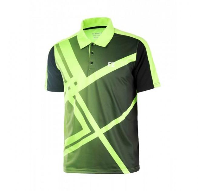 Футболка FZ FORZA Chicago Polo Mens T-Shirt Green Gecko ✅