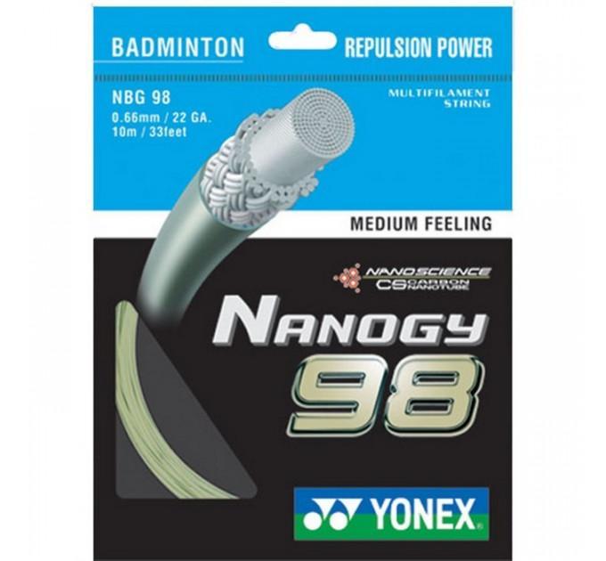 Струна Yonex Nanogy 98 (10m) ✅