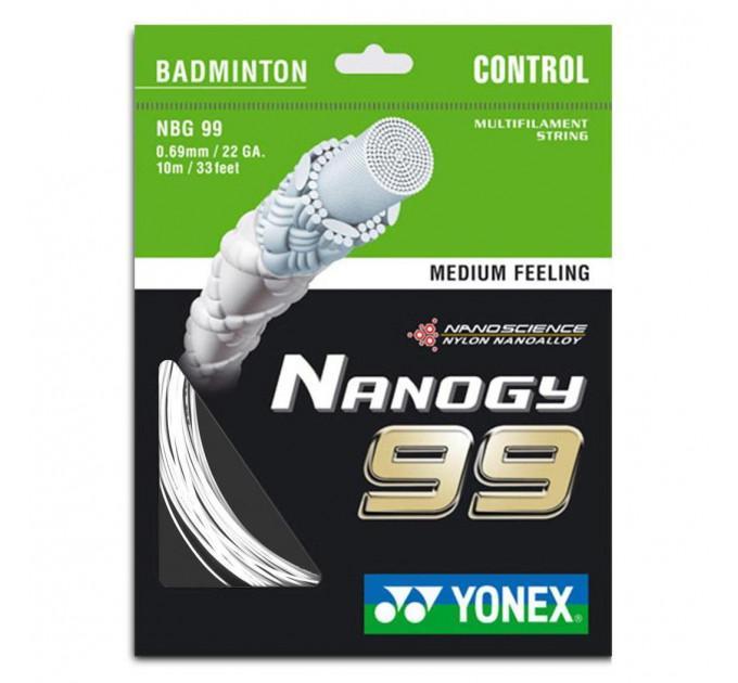 Струна для бадминтона Yonex Nanogy 99 ✅