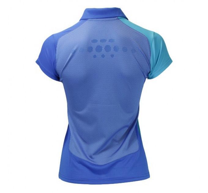 Женская футболка Yonex 20298 Women`s Cap Sleeveless Top Ballast Blue ✅