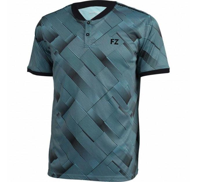 Поло Мужское FZ Forza Hercules Polo Mens T-Shirt Blue Fish ✅