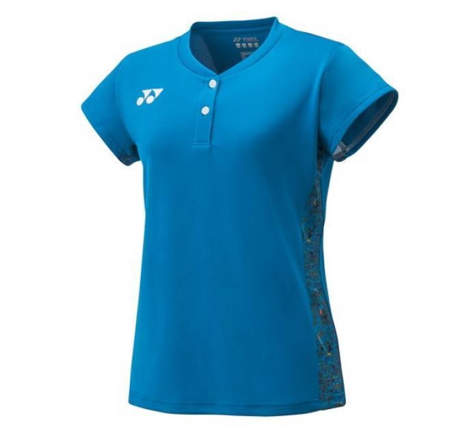 Футболка женская Yonex 20412 Indigo Blue ✅