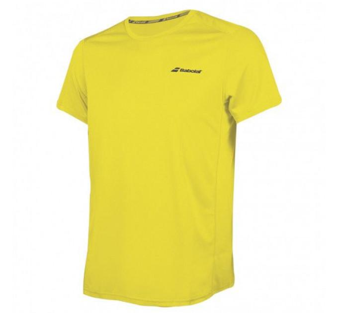 Футболка для тенниса детская Babolat CORE FLAG CLUB TEE BOY 3BS18011/7000 ✔