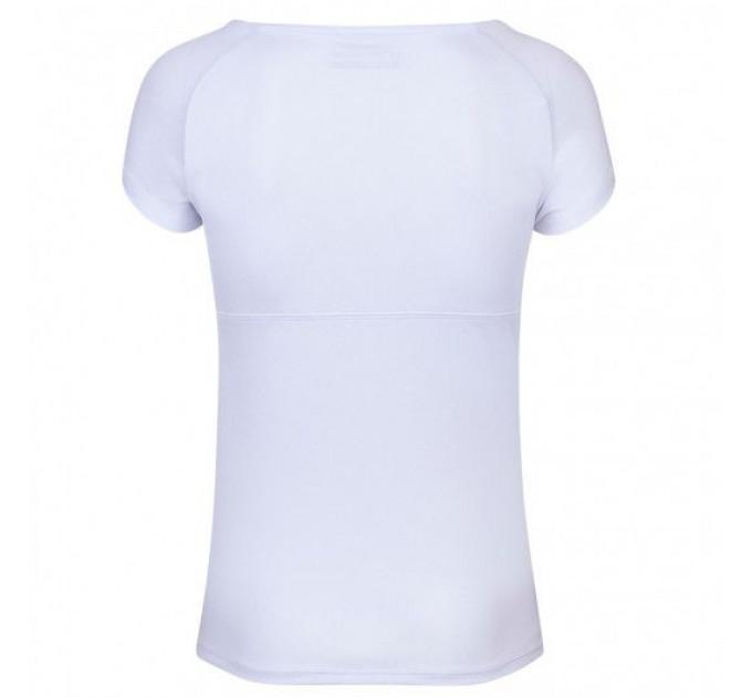Футболка для тенниса женская Babolat PLAY CAP SLEEVE TOP WOMEN 3WP1011/1000 ✔