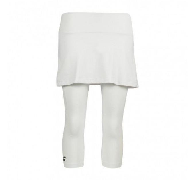 Теннисная юбка леггинсы 3/4 женская Babolat CORE COMBI S+C WOMEN 3WS18152/1000 ✔