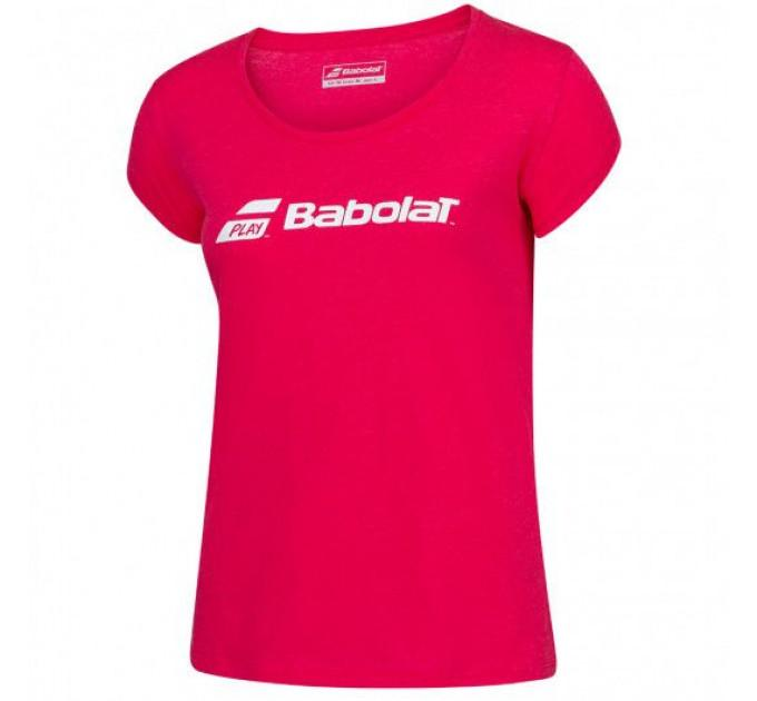 Футболка для тенниса детская Babolat EXERCISE BABOLAT TEE GIRL 4GP1441/5030 ✔