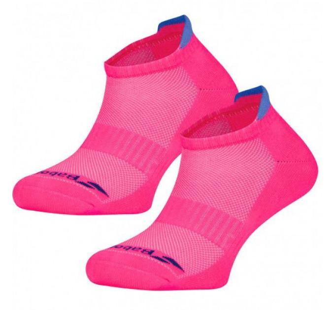 Носки спортивные Babolat INVISIBLE 2 PAIRS WOMEN (Упаковка,2 пары) 5WA1361/5011 ✔