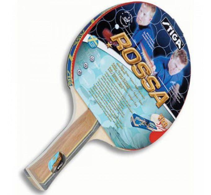 Ракетка для пинг-понга Stiga Rossa WRB ✅