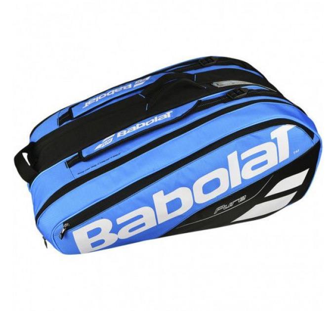 Чехол для теннисных ракеток Babolat RH X12 PURE DRIVE (12 ракеток) 751169/136 ✔