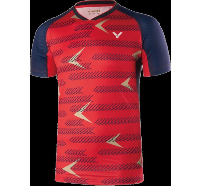 Футболка VICTOR International red 6639