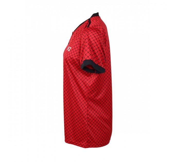Футболка FZ Forza Brooklyn Polo Tee Womens Chinese Red ✅