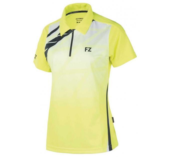 Футболка FZ FORZA Gail Polo Safety Yellow ✅