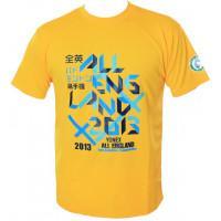 Футболка Yonex All England Yellow ✅