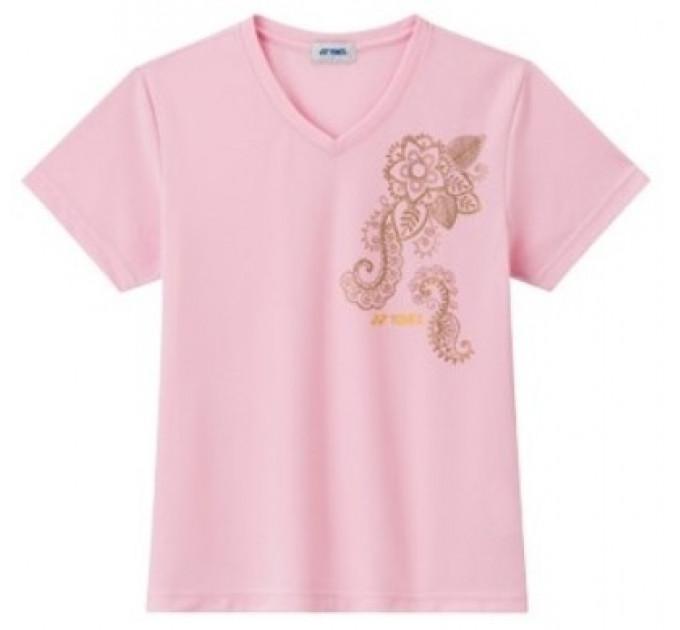 Футболка Yonex 16203 Pink ✅