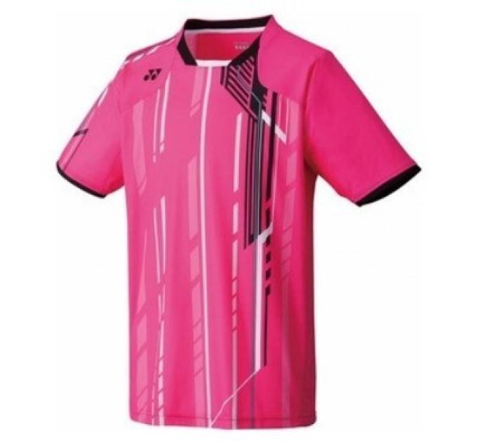 Футболка Yonex 12098 Pink ✅