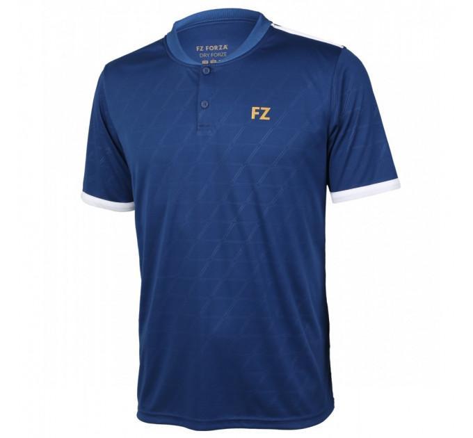 Футболка FZ FORZA Backstreet Polo Mens Estate Blue ✅