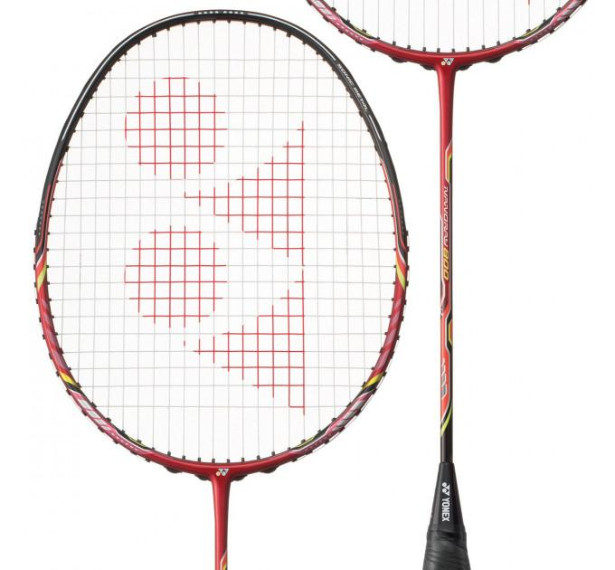 Ракетка для бадминтона Yonex Nanoray 800 Poinsettia Red ✅