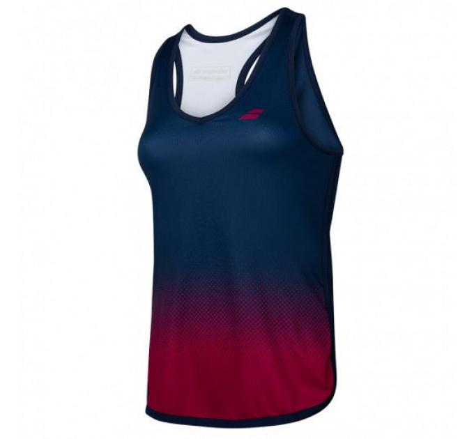 Майка для тенниса женская Babolat COMPETE TANK TOP WOMEN 2WF20071/4054 ✔