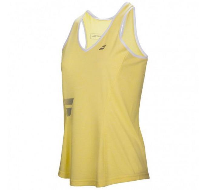 Майка для тенниса детская Babolat CORE CROP TOP GIRL 3GS17071/223 ✔