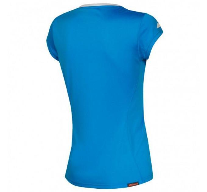 Футболка для тенниса женская Babolat CORE FLAG CLUB TEE WOMEN 3WS18011/4013 ✔