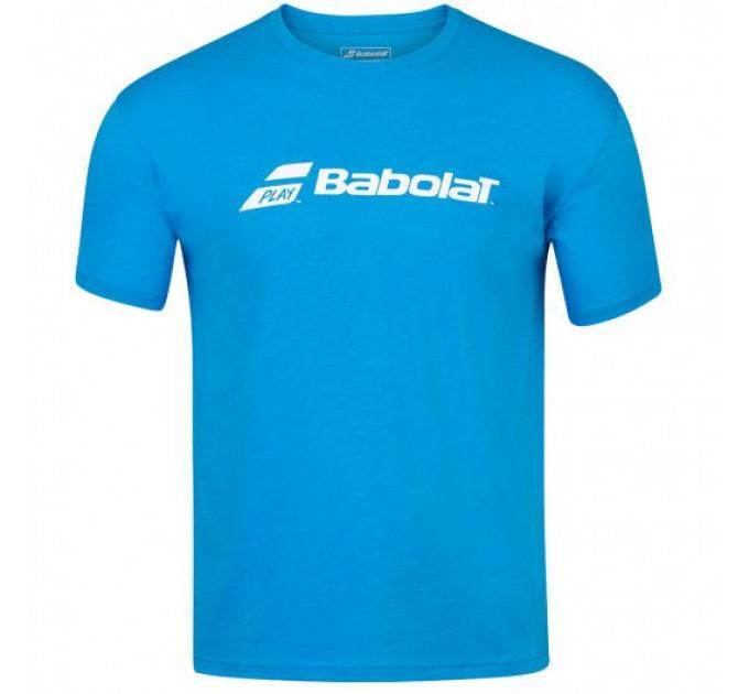 Футболка для тенниса детская Babolat EXERCISE BABOLAT TEE BOY 4BP1441/4052 ✔