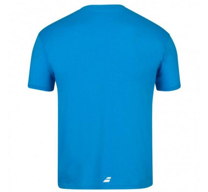 Футболка для тенниса мужская Babolat EXERCISE BABOLAT TEE MEN 4MP1441/4052 ✔