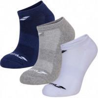 Носки спортивные детские Babolat INVISIBLE 3 PAIRS PACK JUNIOR (Упаковка,3 пары) 5JA1461/1033 ✔