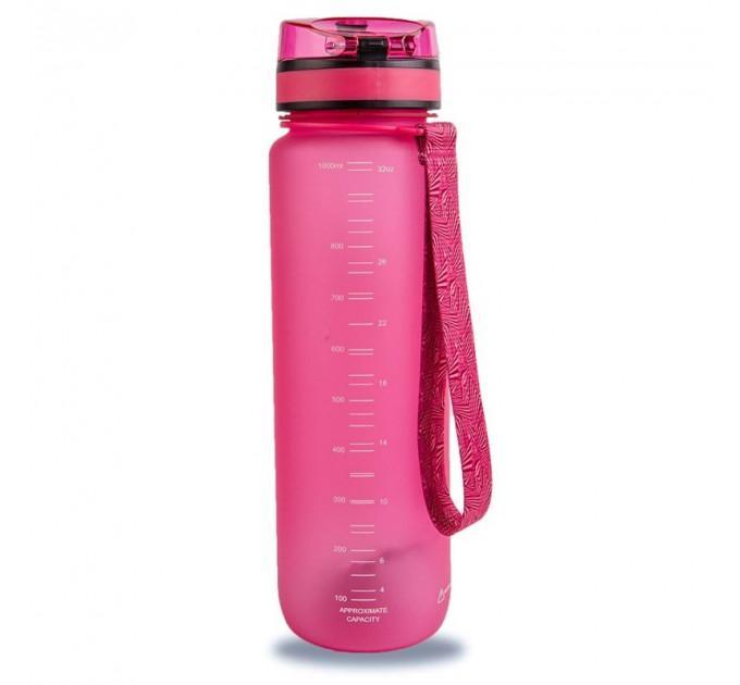 Спортивная бутылка VICTOR pink