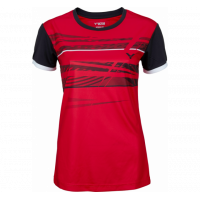 Футболка VICTOR T-Shirt Function Female red 6079