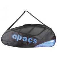 Сумка для ракеток Apacs AP-853 Blue ✅