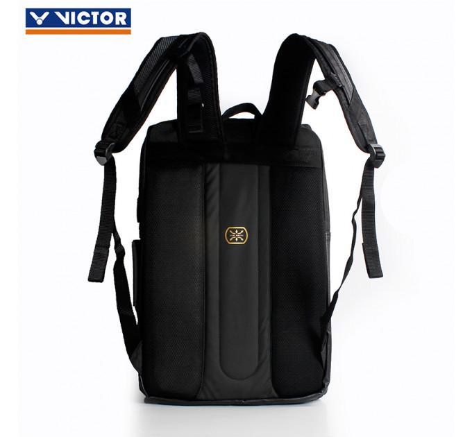 Рюкзак VICTOR BR9008 black/silver
