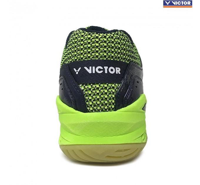 Кроссовки VICTOR P9210 black/green