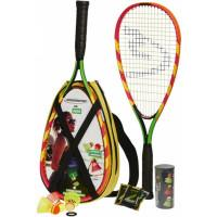 Набор Speedminton Set S600 red/green - 400065
