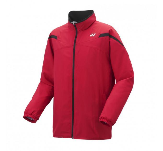 Спортивная мастерка Yonex 50058EX Warm-Up Jacket Crystal Red ✅