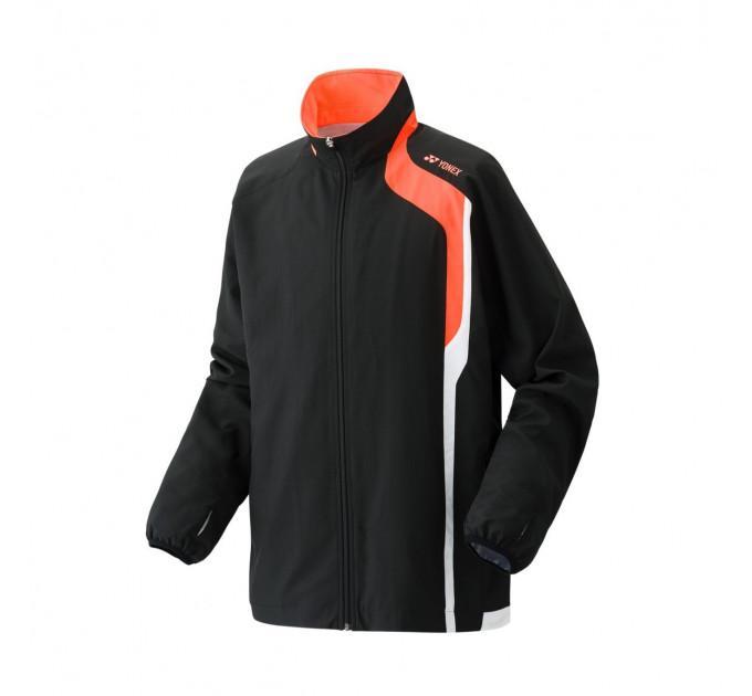 Спортивная мастерка Yonex 52003EX Jacket Black ✅