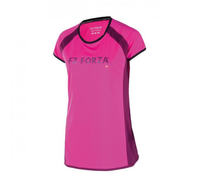 Футболка FZ Forza Tiley Tee Womens T-Shirt Magenta Purple ✅