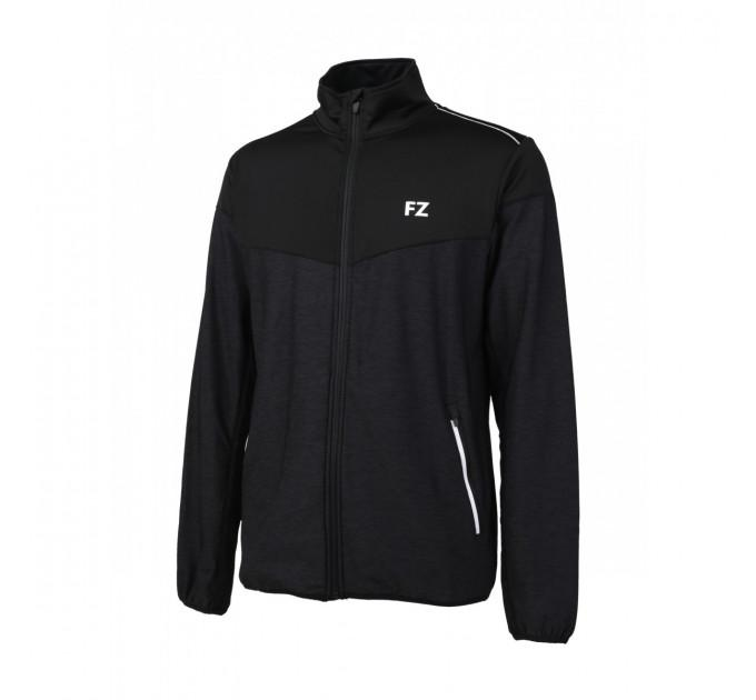 Спортивная кофта FZ FORZA Bradford Jacket Black ✅