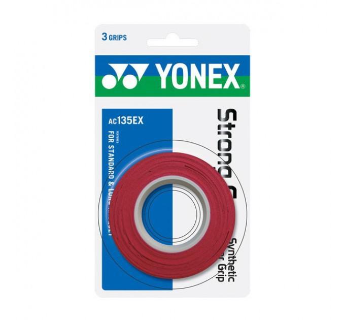 Намотка Yonex AC135EX Strong Grap (3 pcs) ✅