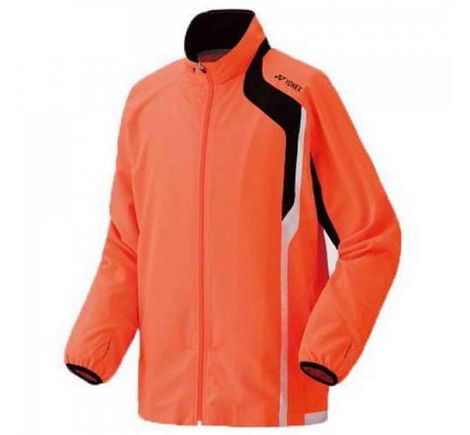 Спортивная кофта Yonex 52003EX Jacket Shine Orange ✅