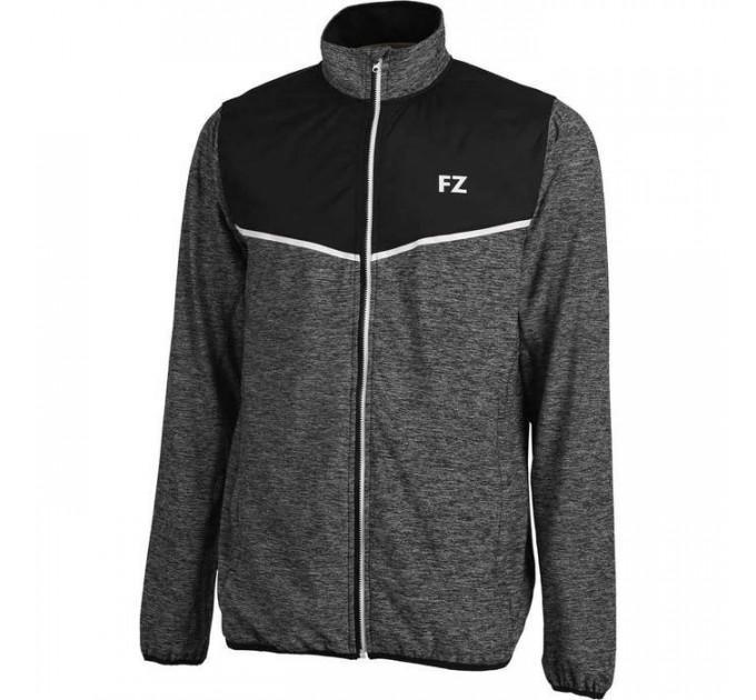 Кофта мужская FZ Forza Hereford Mens Jacket Light Grey Melange ✅