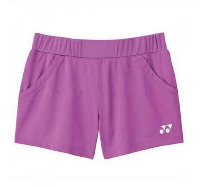 Шорты женские Yonex 4108 ICL Shorts women Grape ✅
