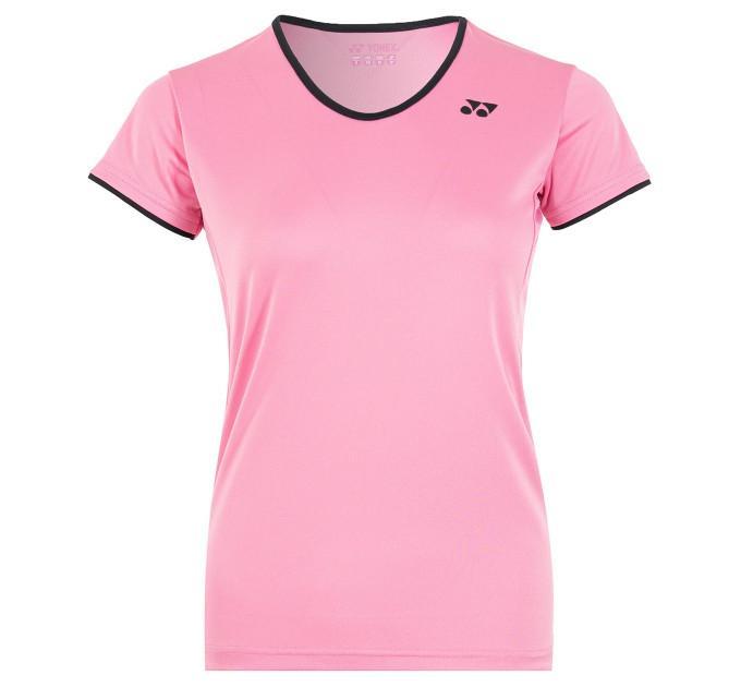 Футболка Женская Yonex 16443 Pink ✅