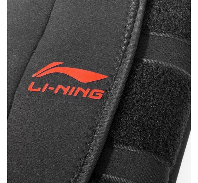 Бандаж на пояс Li-Ning ADEM008-1 черный Unisex ✔
