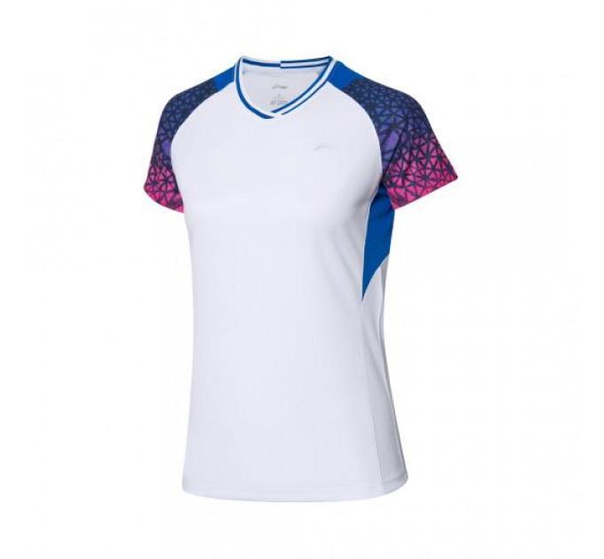 Комплект женский Li-Ning футболка с юбкой ✔