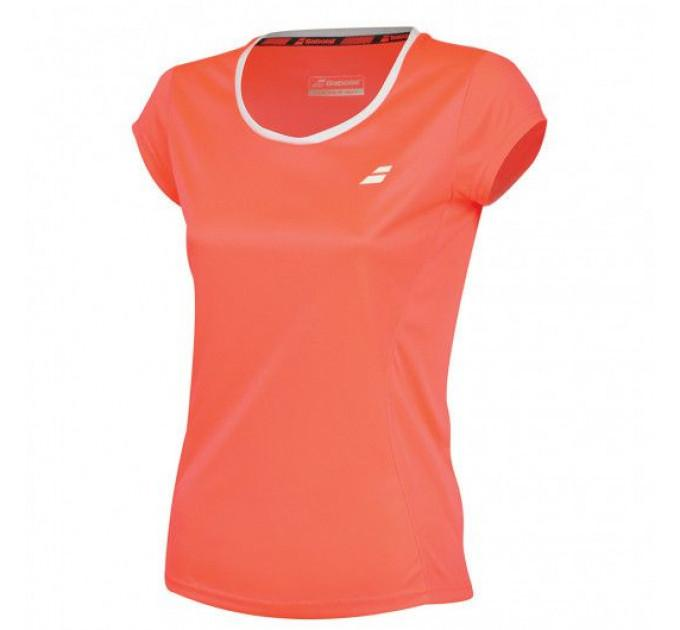 Футболка для тенниса женская Babolat CORE FLAG CLUB TEE WOMEN 3WS18011/5005 ✔